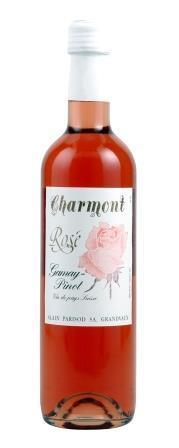 Charmont Rosé Gamay-Pinot 50 cl.  R.6048/4170