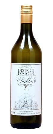District d'Aigle AOC Chablais 75 cl. 
