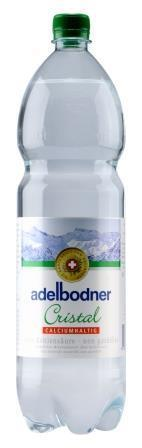 Adelbodner Cristal ohne Ks..6-Ha. PET 150 cl. N