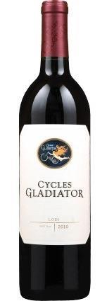 Gladiator Zinfandel Cycles Lodi 75 cl. 