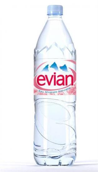 Evian 6-PET 150 cl. N