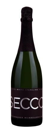 Secco Swiss White Sparkling Wine 75 cl.  