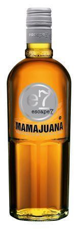 Mamajuana Escape 7 40 %  70 cl. N 