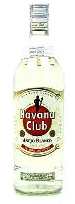 Havanna Club Anejo blanco 37.5 % 70 cl. N 