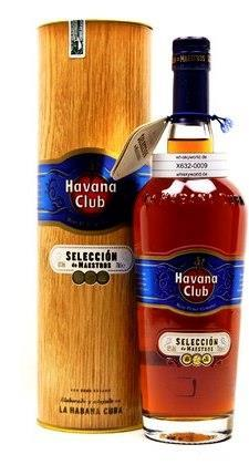 Havanna Club Selection de Maestros 45 % 70 cl. N 