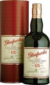 Glenfarclas Malt Whiskey 15y 46 % 70 cl. N