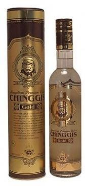 Chinggis Gold 39 %  75 cl. N 