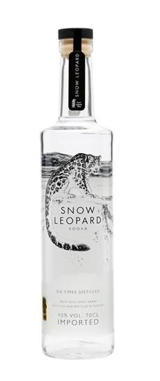 Snow Leopard Vodka 40 % 70 cl. N 