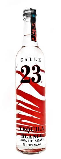 Tequila Calle 23 Blanco 40 % 70 cl. 