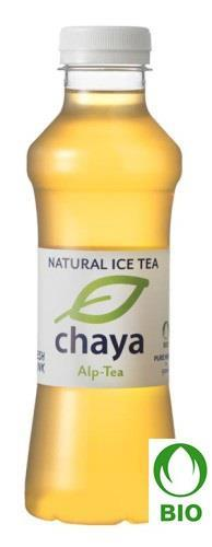Chaya Ice Tea Alp-Tee 12-PET 50 cl.
