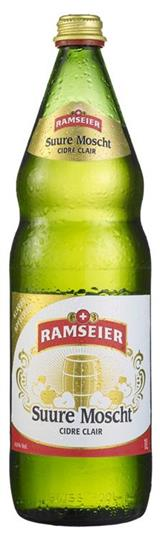 Ramseier Suure Most hell 12-Ha. Glas 100 cl.